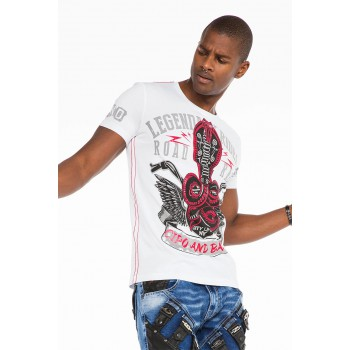 T-Shirt Cipo Baxx Road Race Snake