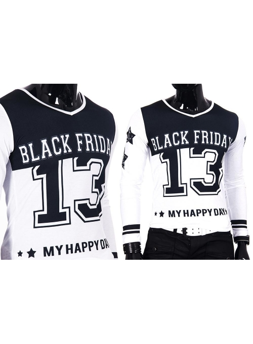 LONGSLEEVE Black Friday My Happy Day