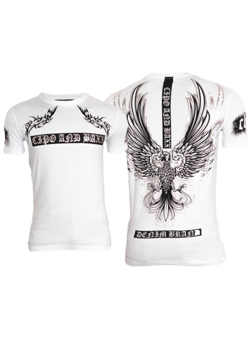 T-Shirt Cipo Baxx Eagle Wings