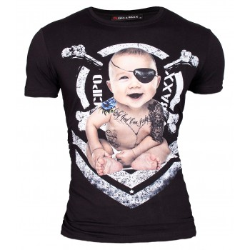 Cipo Baxx T-shirt Baby Tatoo